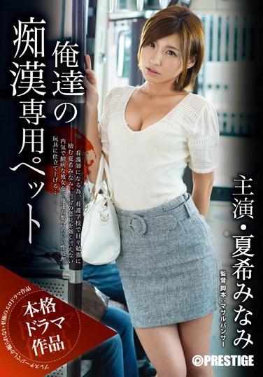 [ABP-264] Our Molester Pet Minami Natsuki