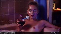 Celebs Kelli Berglund & Nicole LaLiberte Nude And Sex Video