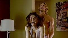 Alexandra Daddario Wild In The Layover ScandalPlanet.Com