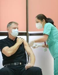 Miniștrii Guvernului condus de Florin Cîțu se vaccinează miercuri, la Spitalul Militar