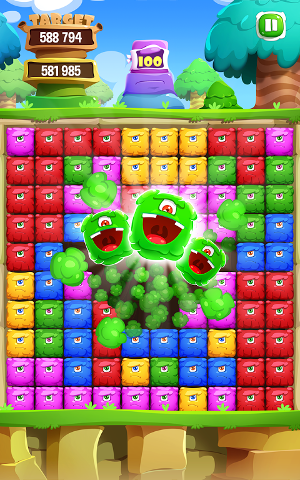 Android Pop Monster Dash Screen 12