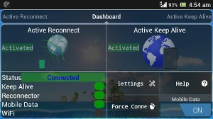 Connection Stabilizer Booster 1.9.0 Screen 13