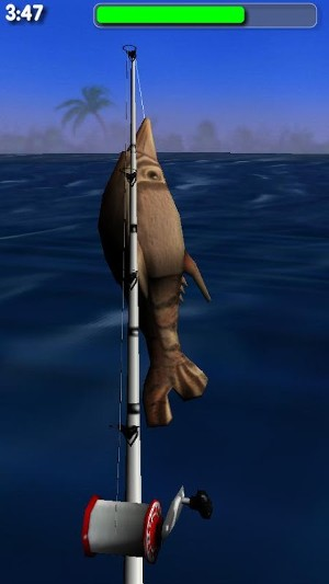 Android Big Dino Fishing 3D Screen 7