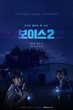 Voice 2 (2018) cover
