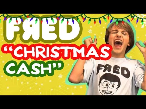 christmas cash music video fred figglehorn - Fred Christmas