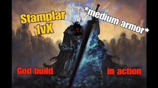 eso pvp stamplar the road to general part 3