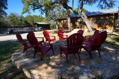Wimberley Log Cabins Resort and Suites- Reunion Cabin