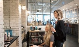Jane Salon posted Up to 62% Off Haircut and Style by stylist Ina at Jane Salon