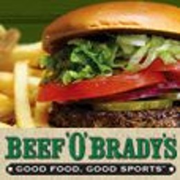 Beef 'O'brady's posted Beef 'O' Brady's Family Style Casual Dining Restaurant Chiefland, FL