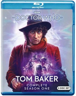 Barnes & Noble Booksellers posted Doctor Who: Tom Baker Complete First Season