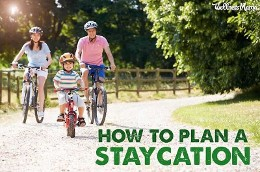 T-Mobile posted Family Staycation: How to Plan One (& Why You Should)