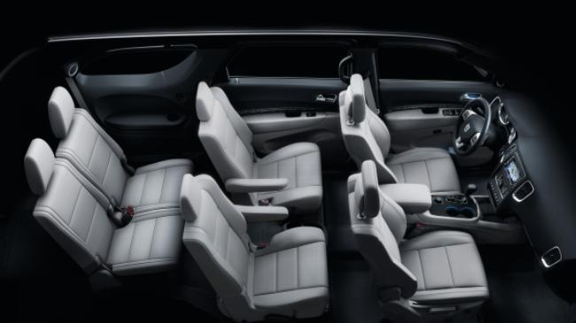 best three row seat suvs html