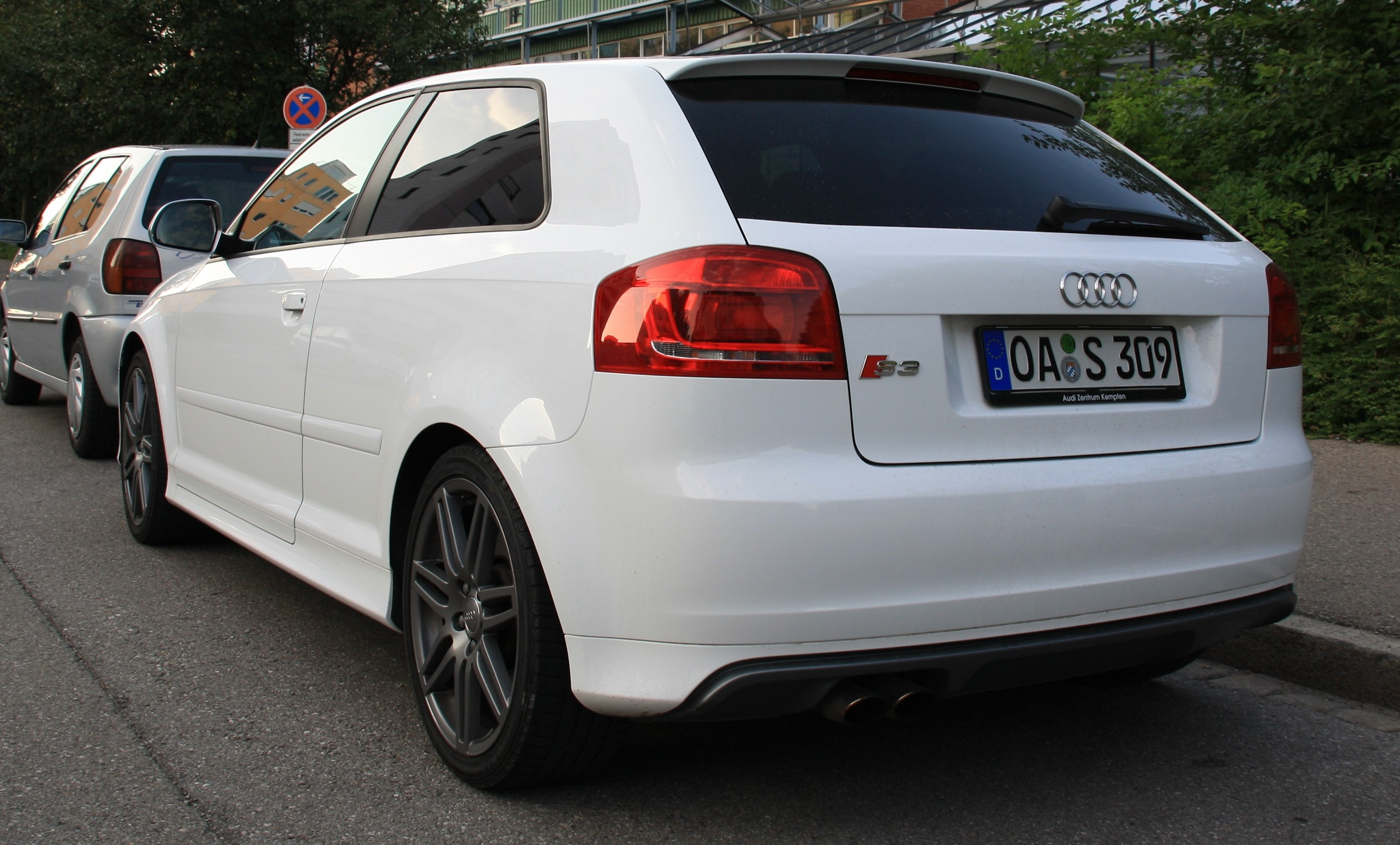 2007 audi a3 gallery html